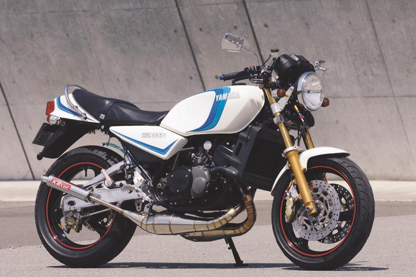 RZ350 | YAMAHA | Bike-man R