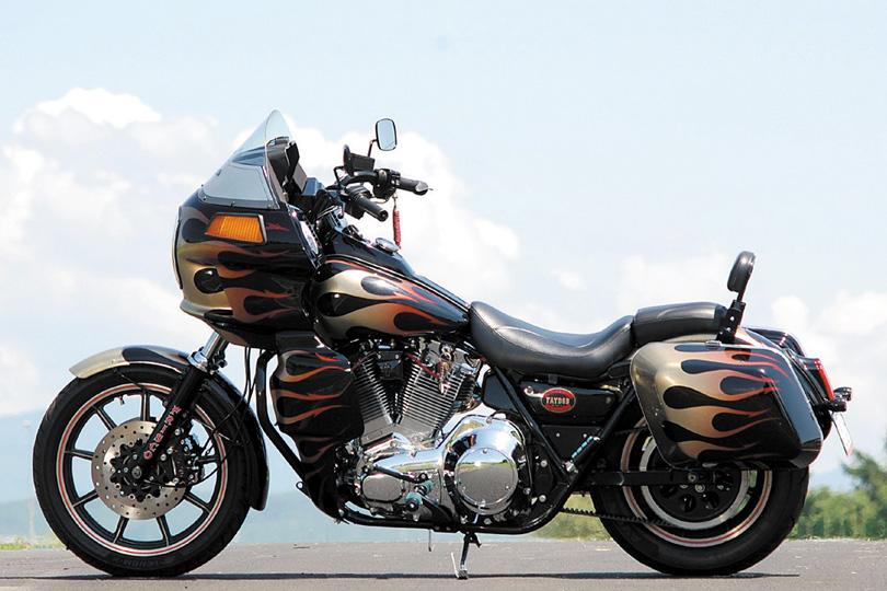 Fxrt Harley Davidson Bike Man R