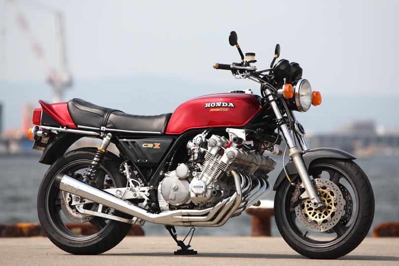 Cbx1000 Honda Bike Man R