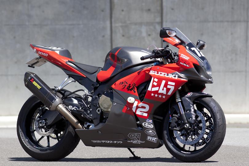 GSX-R1000   SUZUKI   Bike-man R